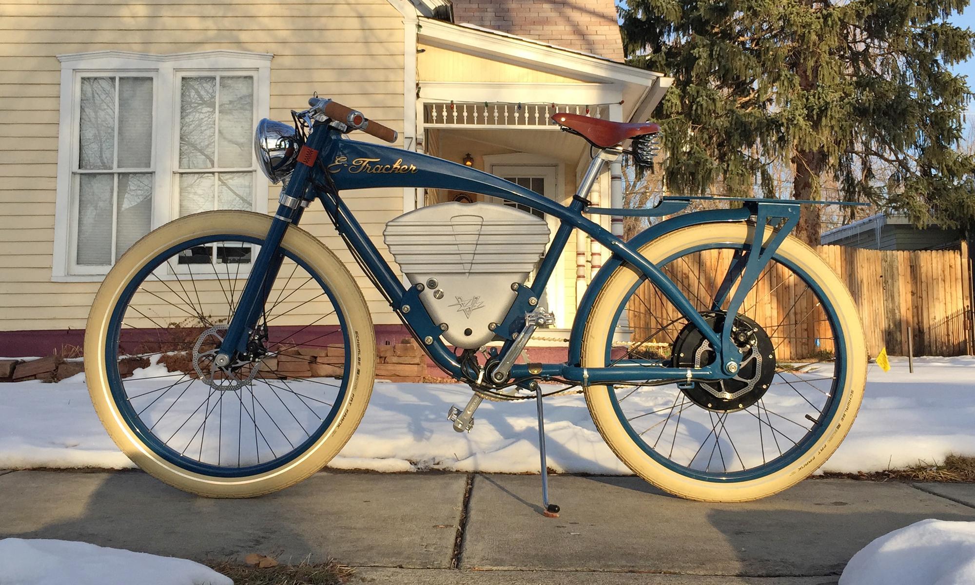 caractéristiques d'un vélo électrique