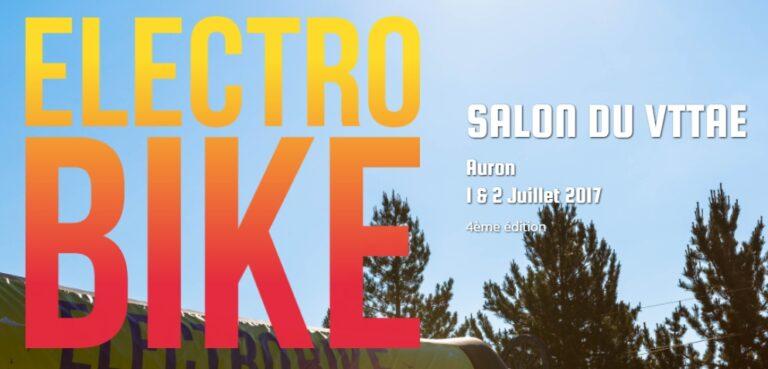 Electro Bike 2017 le salon du VTTAE