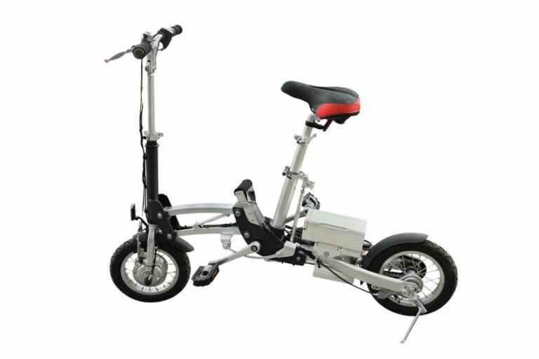 Avantages des vélos électriques pliants