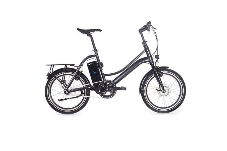 Le modèle de vélo électrique 2wenty de Momentum Electric