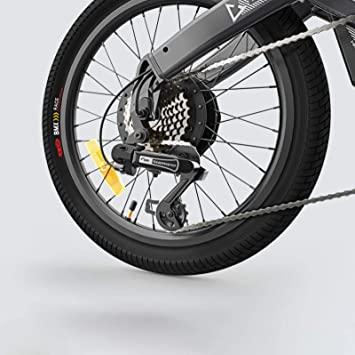Roue HIMO Vélo