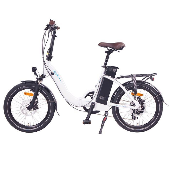 Vélo électrique pliant NCM Paris