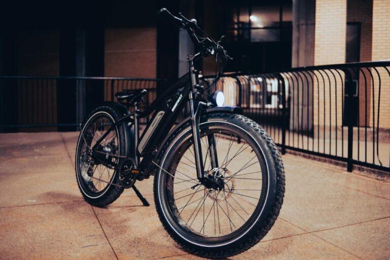 Quel poids peut supporter un vélo électrique?